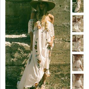 Fillyboo 'Two Sundays' Vanilla Dress size US 12